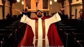 Georgia priest uses 'Hamilton' parody to encourage congregation amid COVID-19 pandemic
