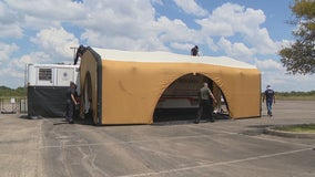 North Texas sites prepped to host Hurricane Laura evacuees