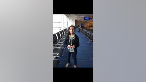 10-year-old Yemeni girl once stranded in Egypt reunited with family in San Francisco