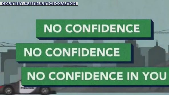Austin Justice Coalition releases 'No Confidence' video about APD Chief Manley