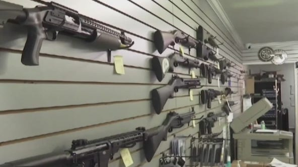 LTC instructor Michael Cargill reacts to more black men and women buying firearms