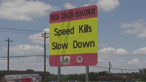 Thirteen locations in Austin identified as high-crash roadways
