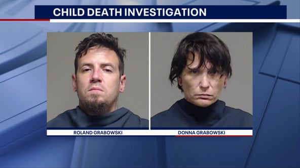 Princeton couple arrested after baby's body found in bucket of tar