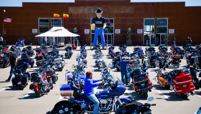 708ccf2e-Annual Sturgis Motorcycle Rally To Be Held Amid Coronavirus Pandemic
