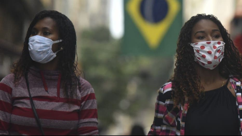 Coronavirus claims over 1,900 lives in Brazil, Mexico