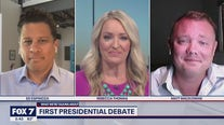 FOX 7 Discussion: President Trump, Biden face off in first debate
