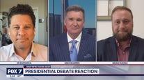 FOX 7 Discussion: Presidential debate reaction