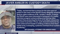 Sheriff Chody indicted on tampering charge in death of Javier Ambler