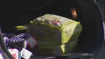 Austin Humane Society distributes thousands of pounds of pet food