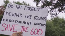 Austin's unemployed entertainment workers demand Congress pass new stimulus package