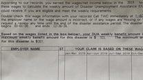 TWC: Scammers using stolen identities to claim unemployment money
