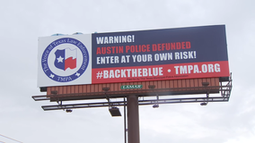 TMPA launches billboard campaign denouncing defunding of APD