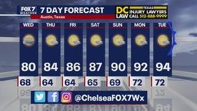 Evening weather forecast for September 22, 2020