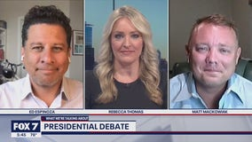 FOX 7 Discussion: Preview of first presidential debate of 2020