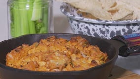 Good Day Cooks: A healthier twist on a Buffalo Chicken Dip recipe