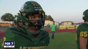 FOX 7 Austin High School Football: Lexington vs Rockdale - 9/11/20