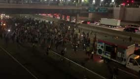 Breonna Taylor 'Emergency Response Rally' marches onto I-94 in St. Paul