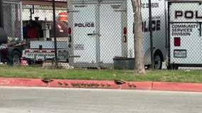 Cedar Park has all their ducks in a row, 'new recruits' march outside police station