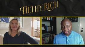 "Kim Cattrall and Steve Harris talk ""Filthy Rich"""
