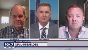 FOX 7 Discussion: Mail-in ballots