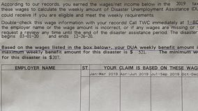 TWC: Scammers using stolen identities to claim unemployment money