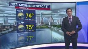 Evening weather forecast for September 3, 2020
