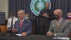 Gov. Abbott allows certain businesses to expand to 75% capacity