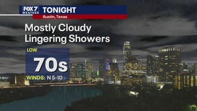 Evening weather forecast for September 17, 2020