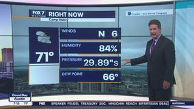 Morning weather forecast for September 23, 2020