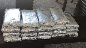 Mexico reports fentanyl seizures up 465%, denies making drug