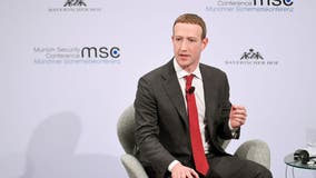 Zuckerberg rejects claim that Facebook is 'right-wing echo chamber'