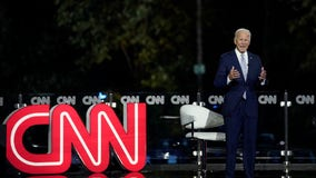 At Pennsylvania town hall, Biden blasts Trump's 'criminal' virus response