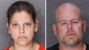 Boy dies in own filth in locked room; dad, fiancee charged