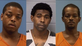 5 charged in connection with robbery of Christopher Branham