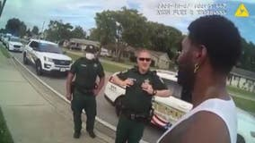 Jogger detained by Volusia deputies teams up with Sheriff's Office for training