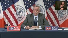 Mayor de Blasio will furlough everyone in his office, including himself