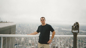 Fla. Man Recalls Visit to Twin Towers 24 hours before 9/11 Attacks