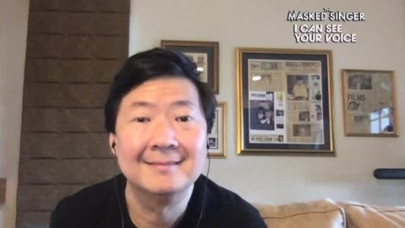 Ken Jeong talks about 'Masked Singer' and 'I Can See Your Voice'