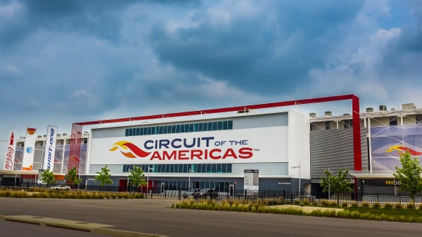 NASCAR coming to Circuit of the Americas in 2021
