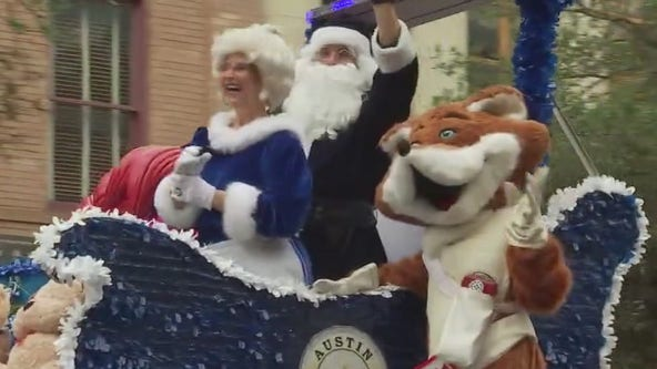Operation Blue Santa cancels annual parade, not accepting toy donations