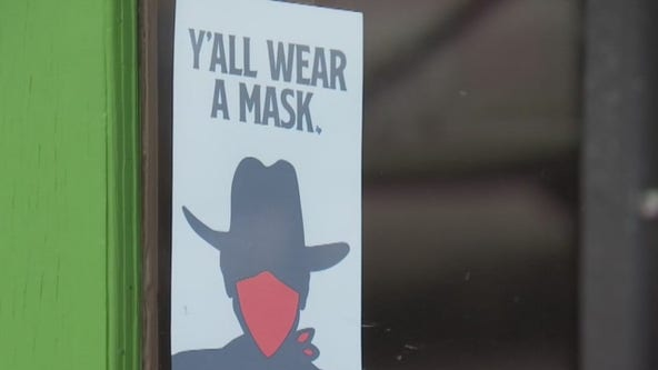 Llano County reinstates mask order after active COVID-19 cases increase
