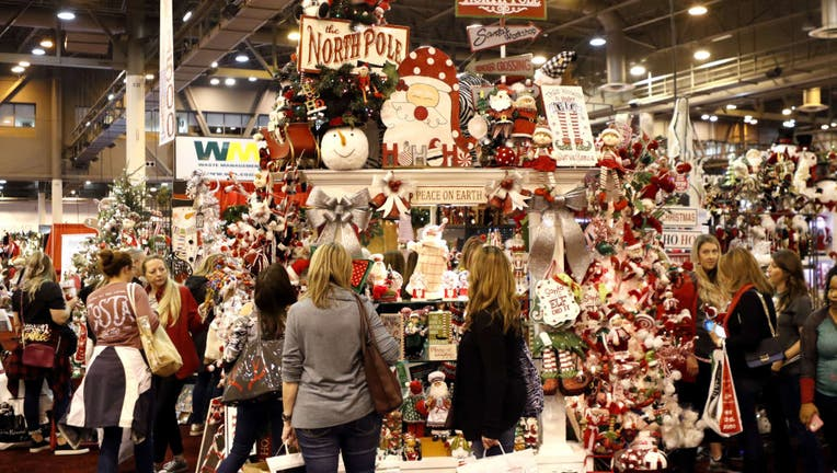 U.S.-HOUSTON-NUTCRACKER MARKET