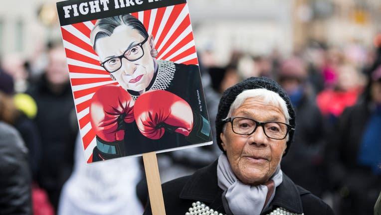 News - Women's March - New York City