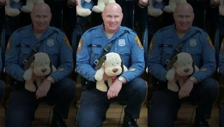 Sean-Peek-Bridgeton-Police-Department