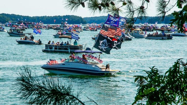 TrumpBoats