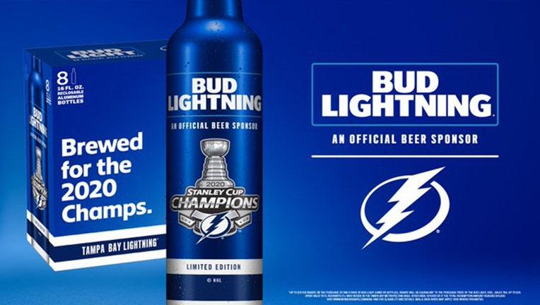 bud lightning