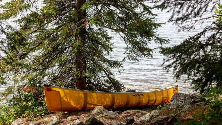 bwca jennifer mcdermed canoe
