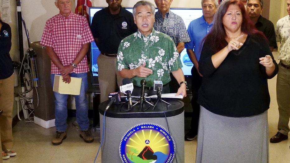 US-HAWAII-WEATHER-HURRICANE-EMERGENCY