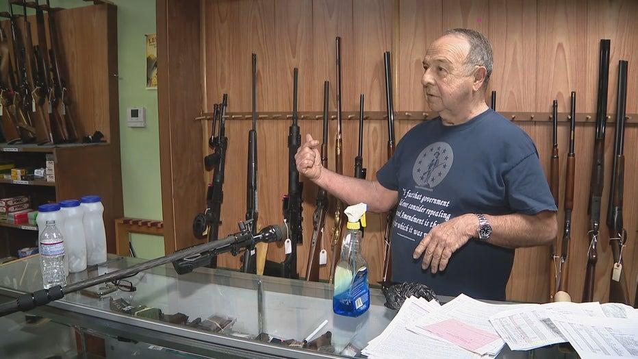 P_DAVID MIKE_S GUN ROOM SHOOTING ROBBERY 9P_00.00.02.19