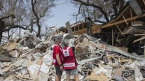 Red Cross surviving in year of never-ending disaster